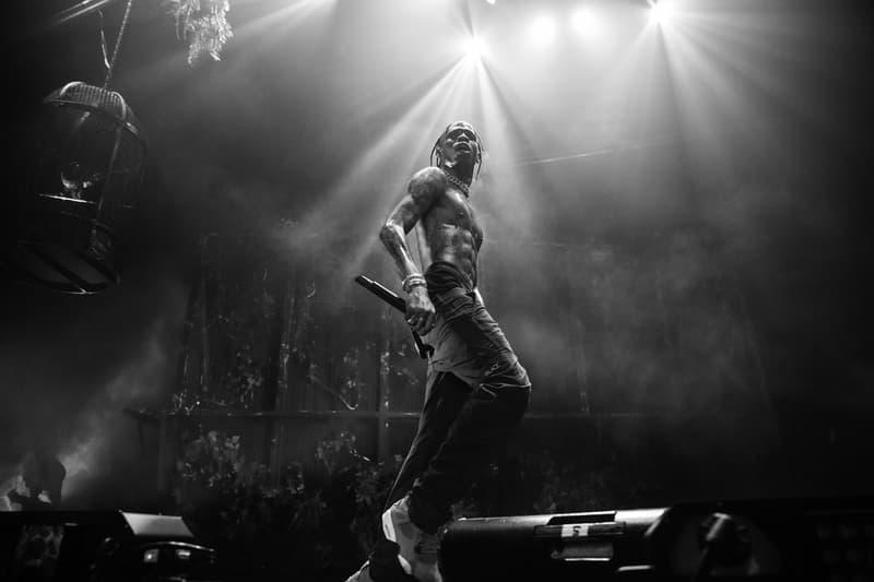 Travis Scott 'Rodeo' 'BITTSM' Platinum Same Day