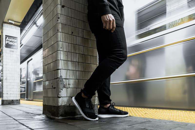 Under Armour Threadborne Shift Sneaker subway black