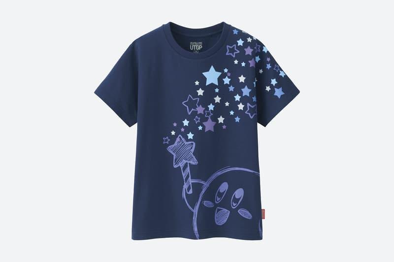 Uniqlo UT Grand Prix 2017 Nintendo Collection