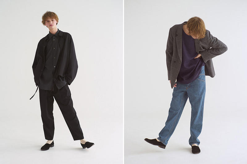URU 2017 Fall/Winter Collection Lookbook