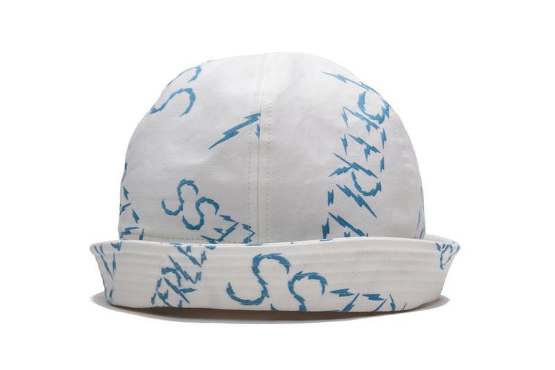 visvim 2017 Spring/Summer Collection Peerless Triangles Sailor Hats White Blue Red