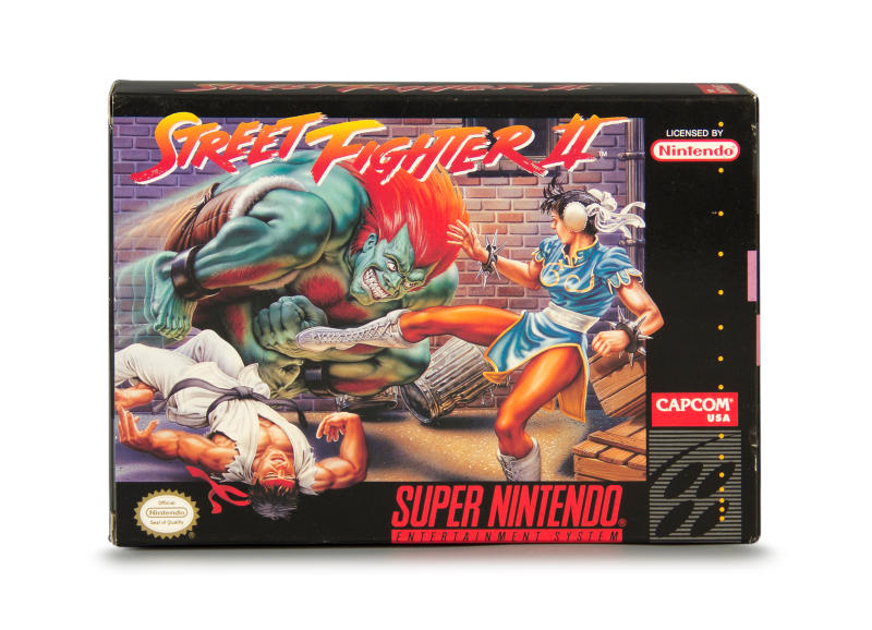 Street Fighter II Donkey Kong Pokemon Halo World Video Game Hall of Fame