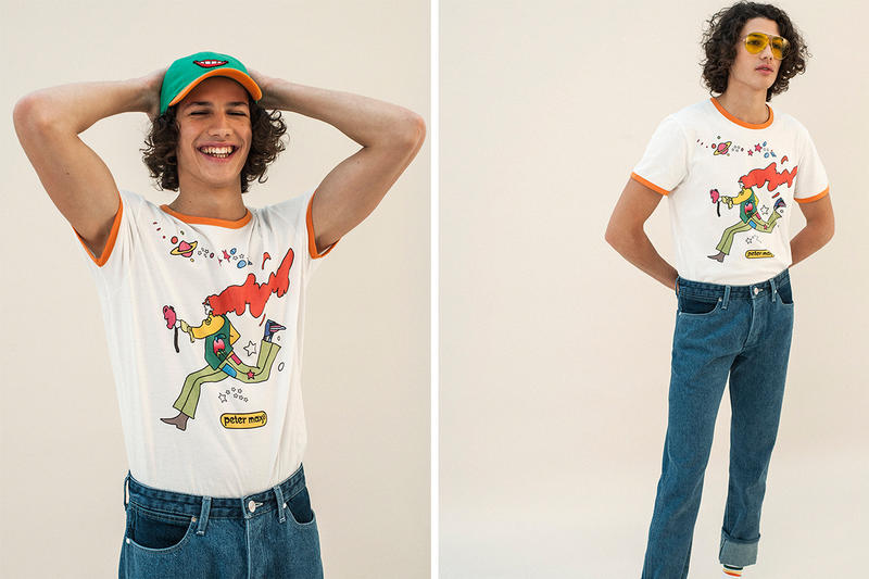 Wrangler and Woodstock Artist Peter Max Create Summer of Love Inspired Collection