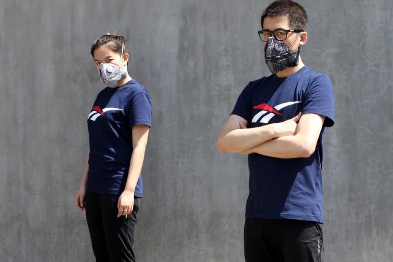Zhijun Wang Reebok Zoku Runner Ultraknit Sneaker Masks