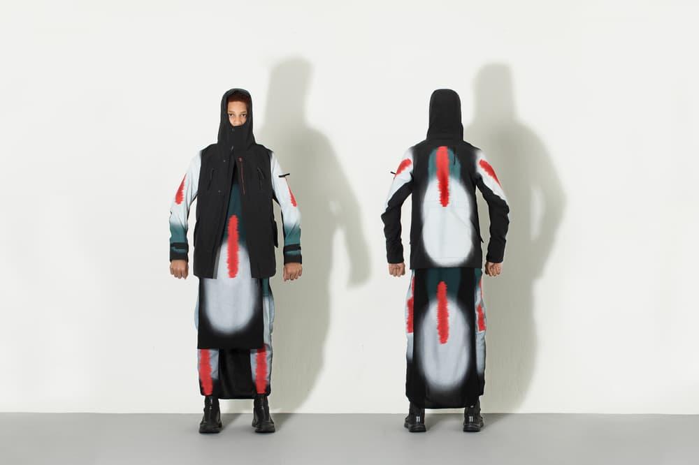 11 by Boris Bidjan Saberi 2018 Spring Summer Collection Mod Subculture UK Graphics Keep the Fight New Era Phil America Salomon ORTIEB