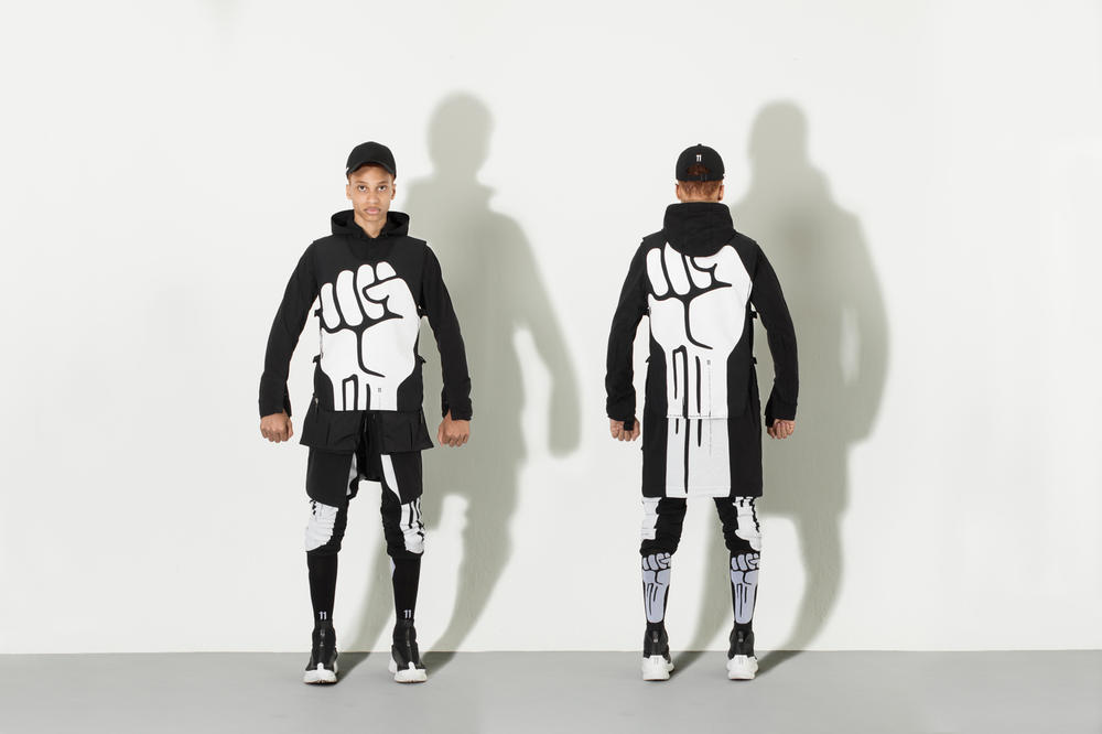 11 by Boris Bidjan Saberi 2018 Spring Summer Collection Mod Subculture UK Graphics Keep the Fight New Era Phil America Salomon ORTIEB