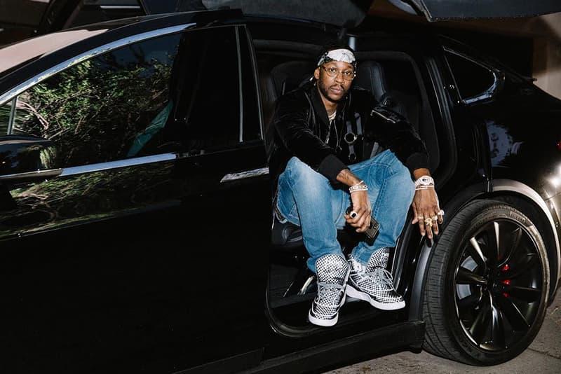 2 Chainz Freestyle LA Leakers Power 106 Kendrick Lamar DNA Pretty Girls Like Trap Music VR Virtual Reality