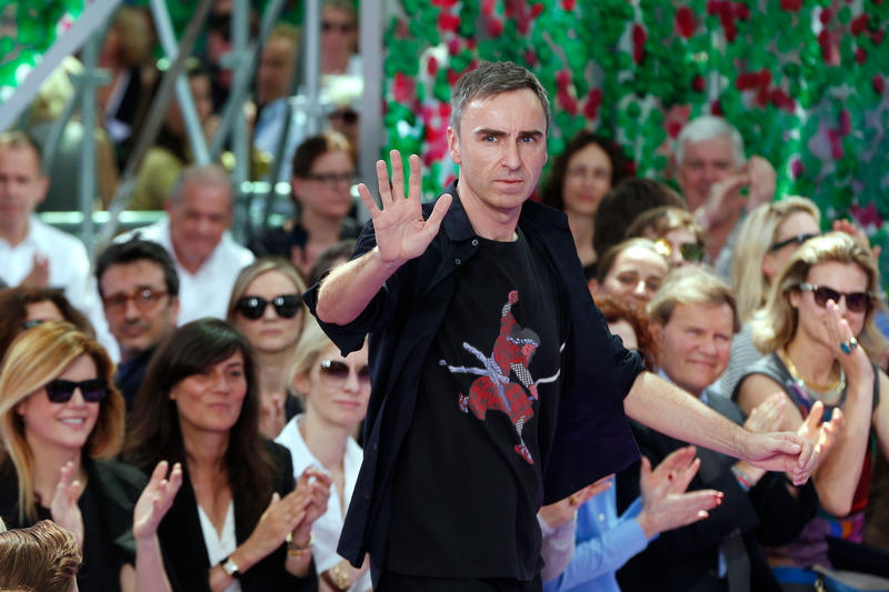 Raf Simons CDFA Fashion Awards 2017 Best Menswear Designer Rick Owens