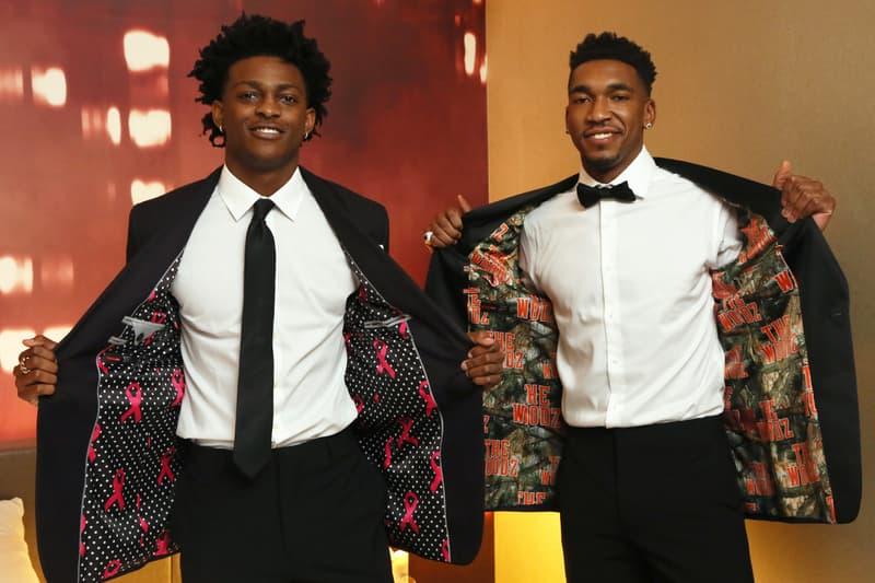 2017 NBA Draft Style Moments Lonzo Ball Big Baller Brand