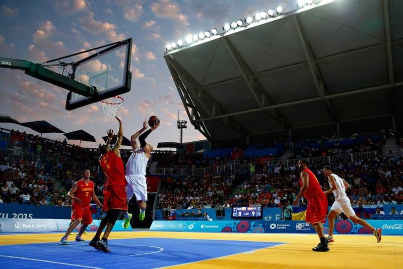 3-on-3 Basketball 2020 Olympics Tokyo Japan FIBA IOC