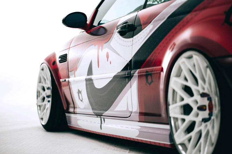 400ML iAcro Custom BMW