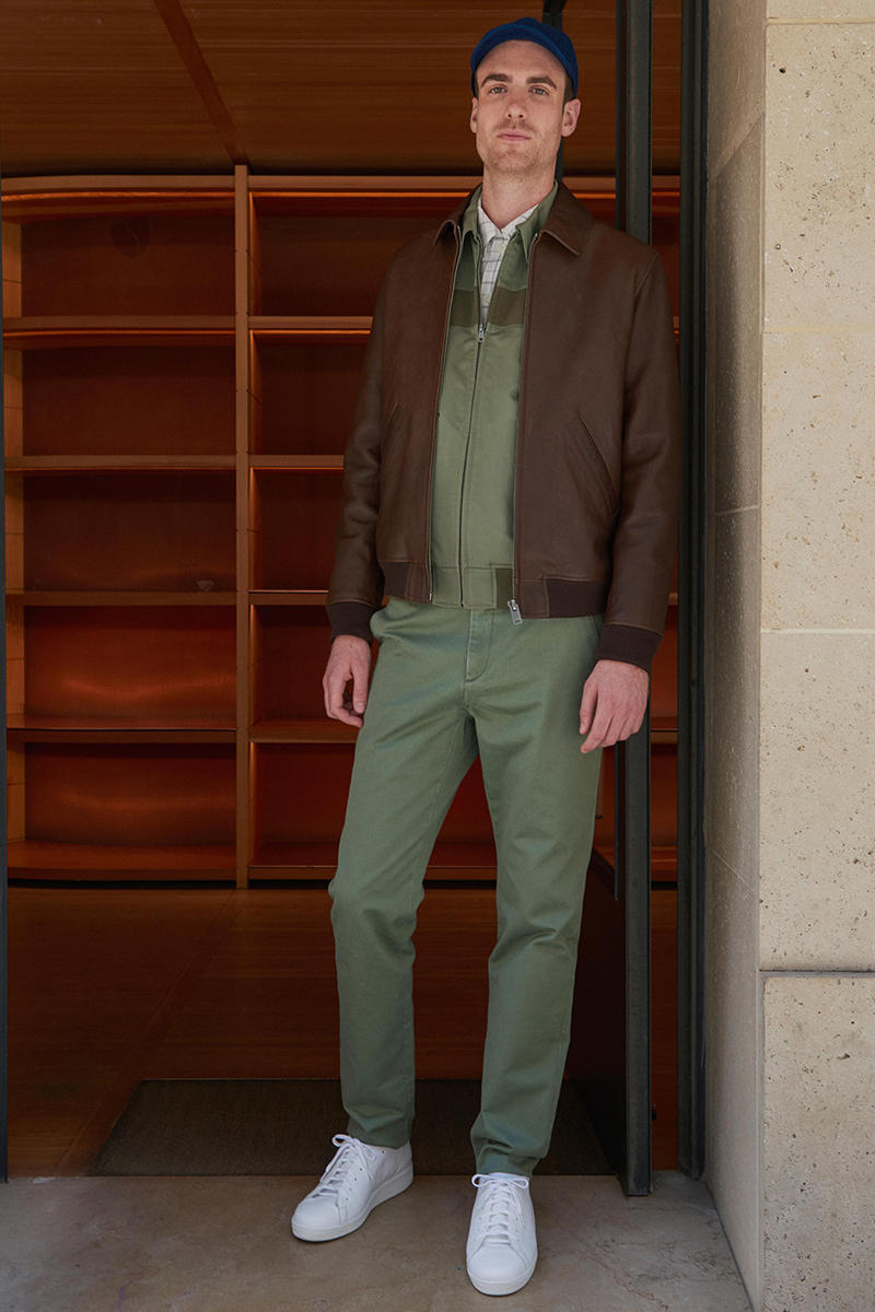 APC 2018 Spring/Summer Collection Paris Fashion Week Men's