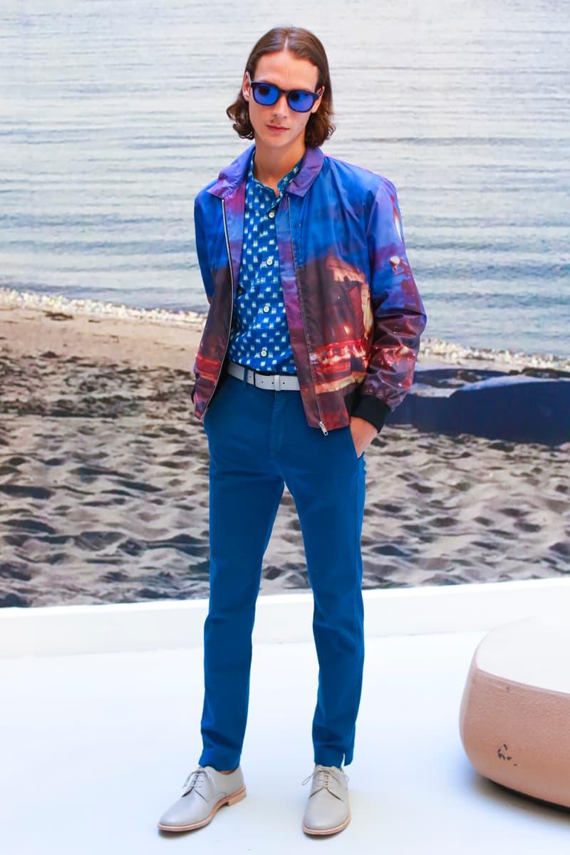 agnes b. 2018 Spring/Summer Collection Paris Fashion Week Men's