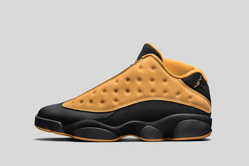 "A Closer Look at the Air Jordan 13 Low ""Chutney"""