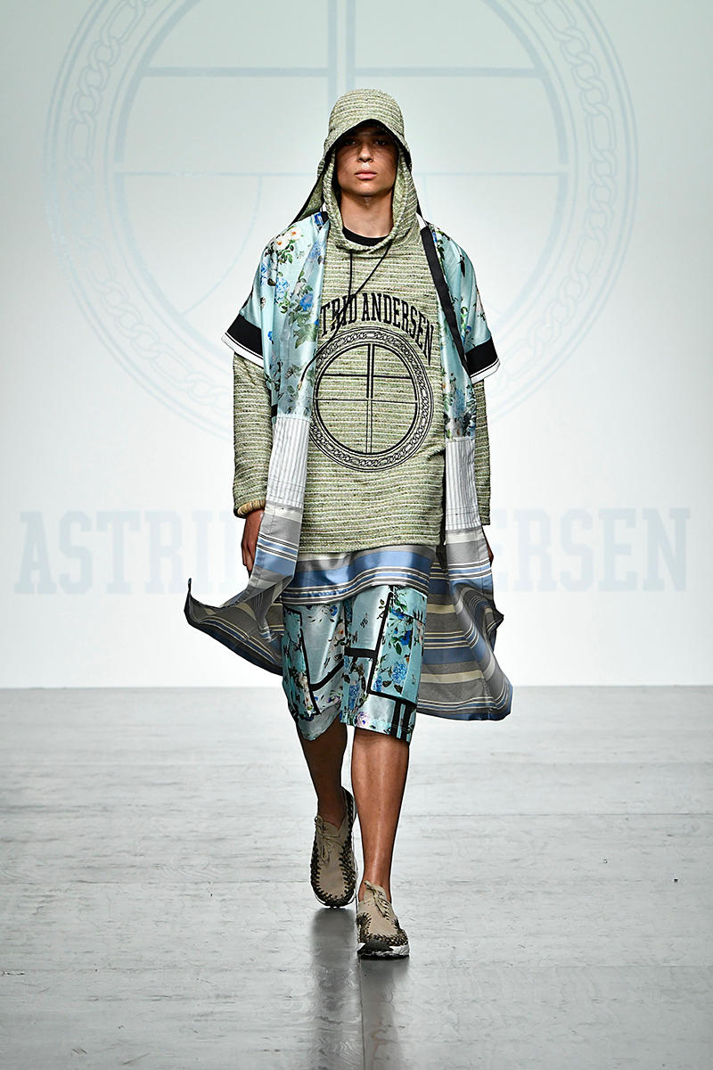 Astrid Andersen 2018 Spring Summer Collection London Fashion Week Men's