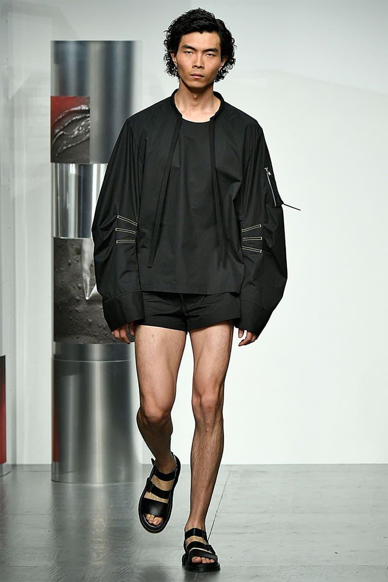 Berthold 2018 Spring Summer Collection London Fashion Week Men's
