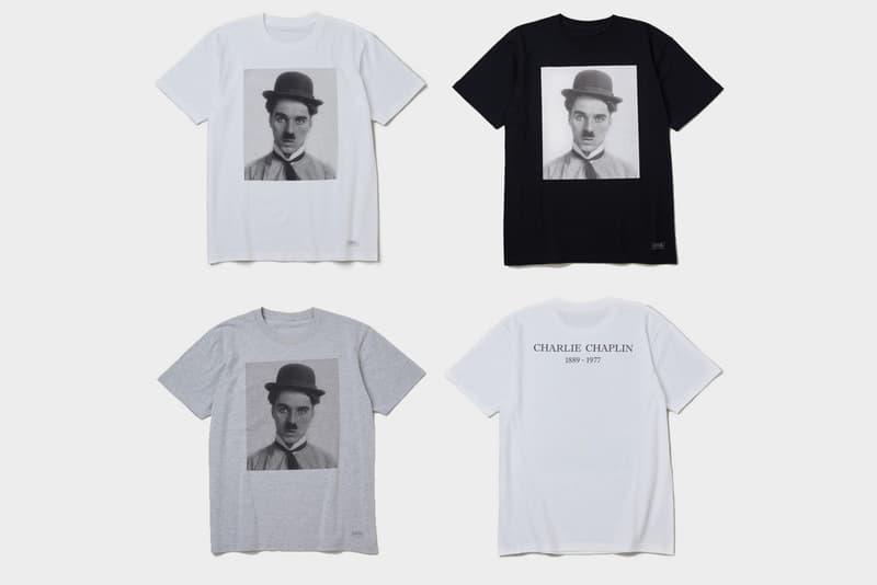 DELUXE x Charlie Chaplin