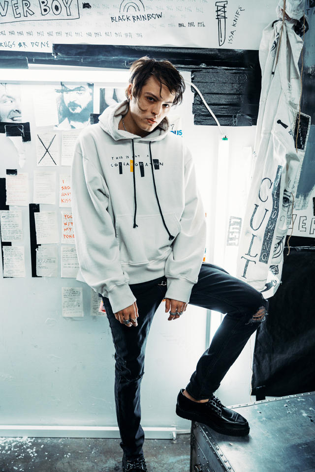 For Those Who Sin Gritty New Capsule Lookbook