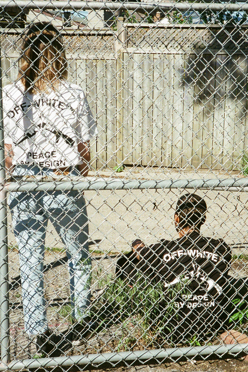 Off-White, ALYX Charity Capsule