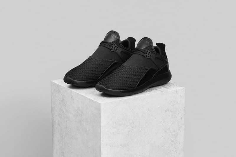 Jordan Brand 2017 Fall Collection Tech Fleece Hoodie Bomber Jacket Black White