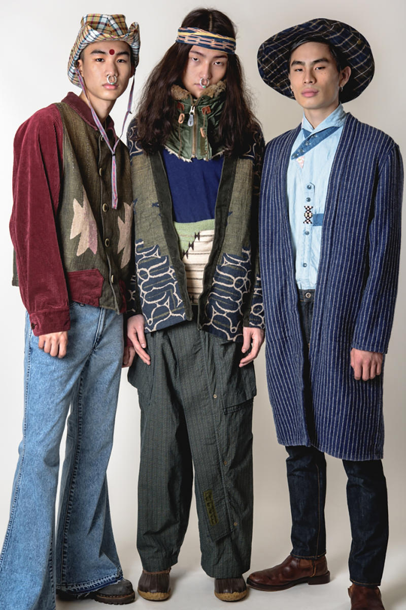 KAPITAL Fall/Winter 2017 Collection