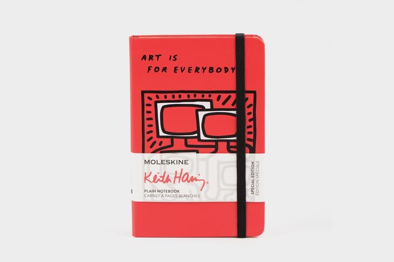 Moleskine x Keith Haring