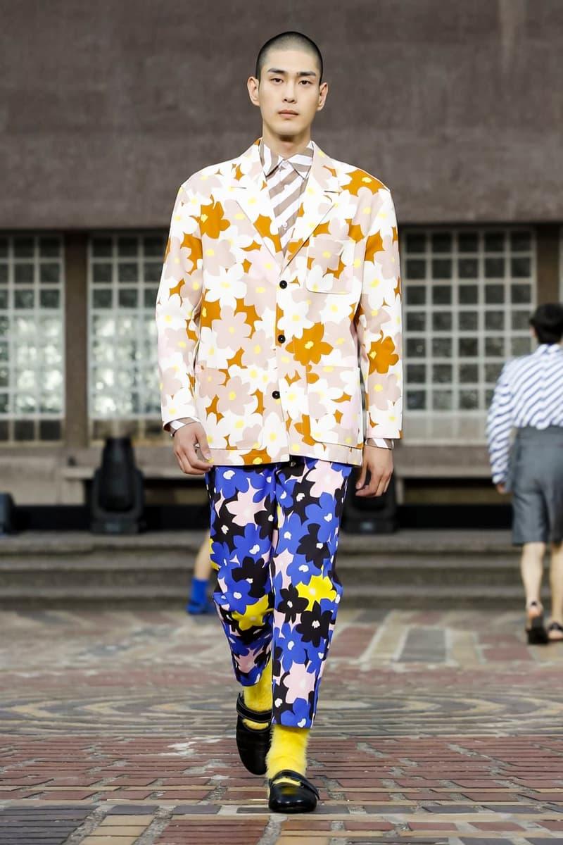 KENZO 2018 Spring/Summer Collection Paris Fashion Week Men's