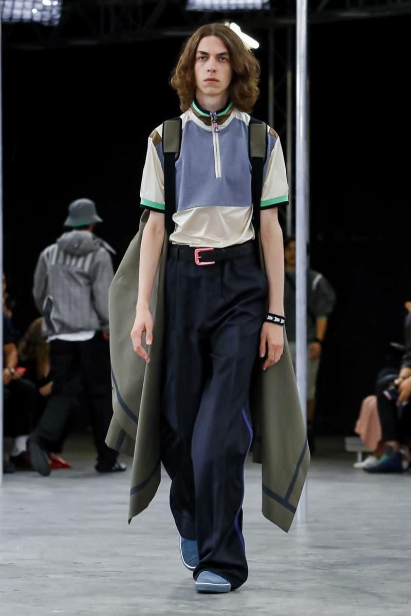 Lanvin 2018 Spring/Summer Collection Paris Fashion Week Men's
