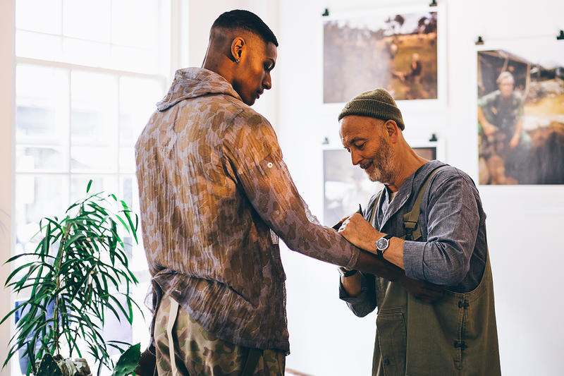 Nigel Cabourn London Fashion Week Men's 2018 Spring/Summer