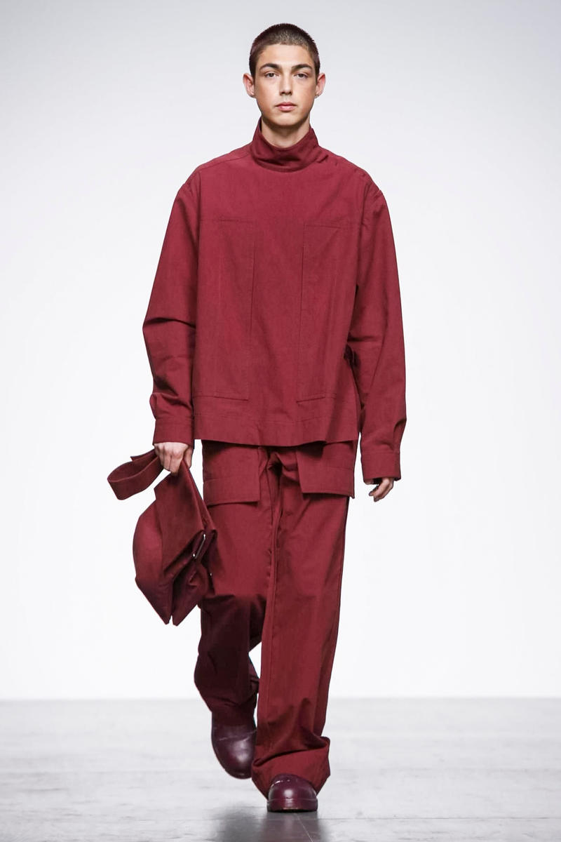 Pronounce 2018 Spring Summer Collection London Fashion Week Men's