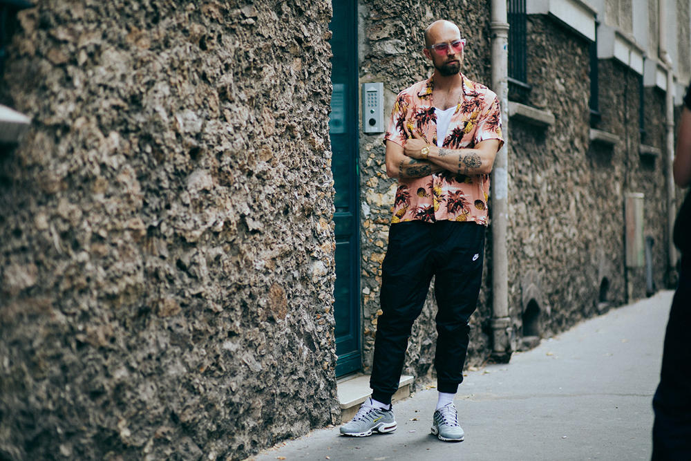 Paris Fashion Week Streetsnaps Dwayne Wade Gabrielle Union