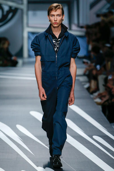 Prada Spring Summer 2018 Collection Milan Fashion Week Men's