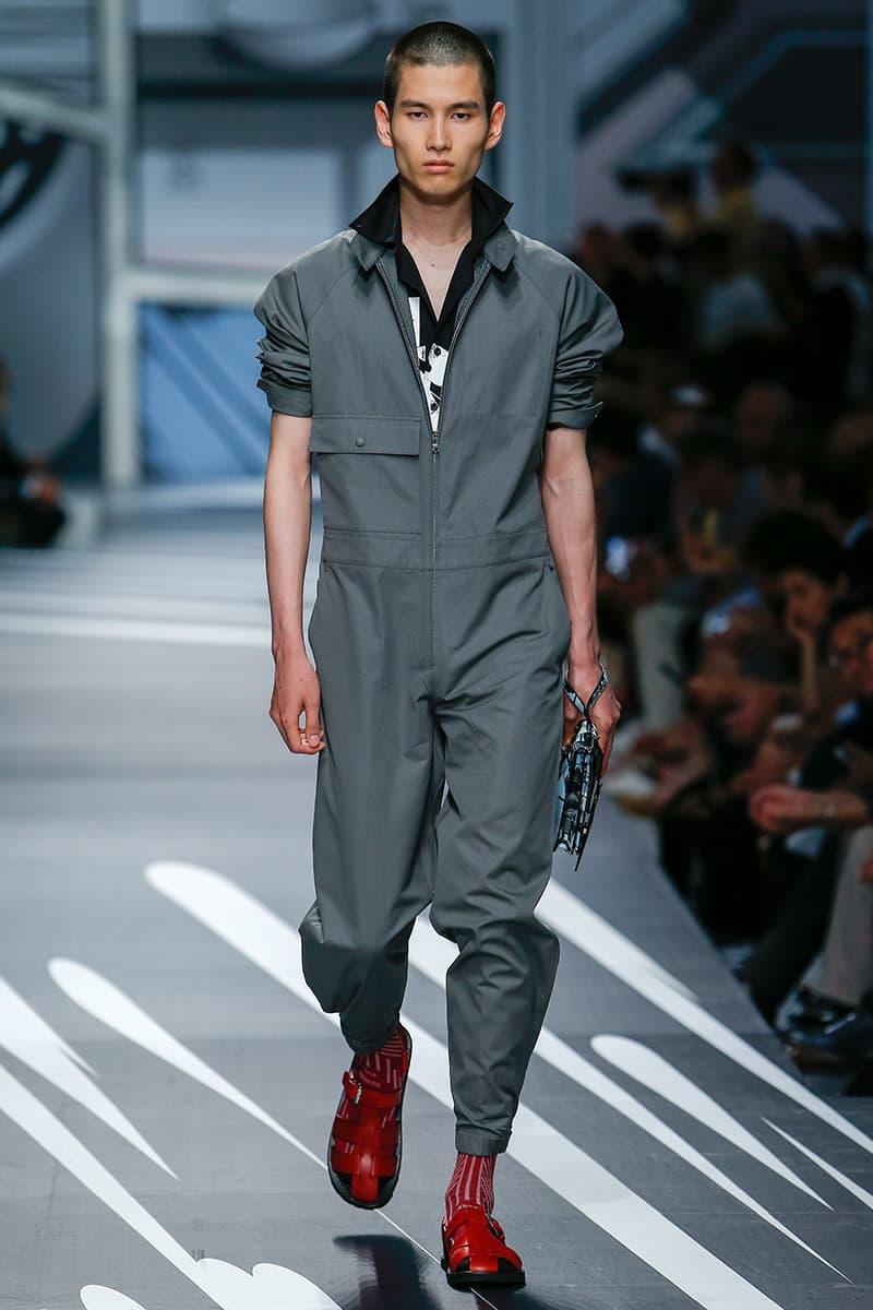 Prada Spring Summer 2018 Collection Milan Fashion Week Men's