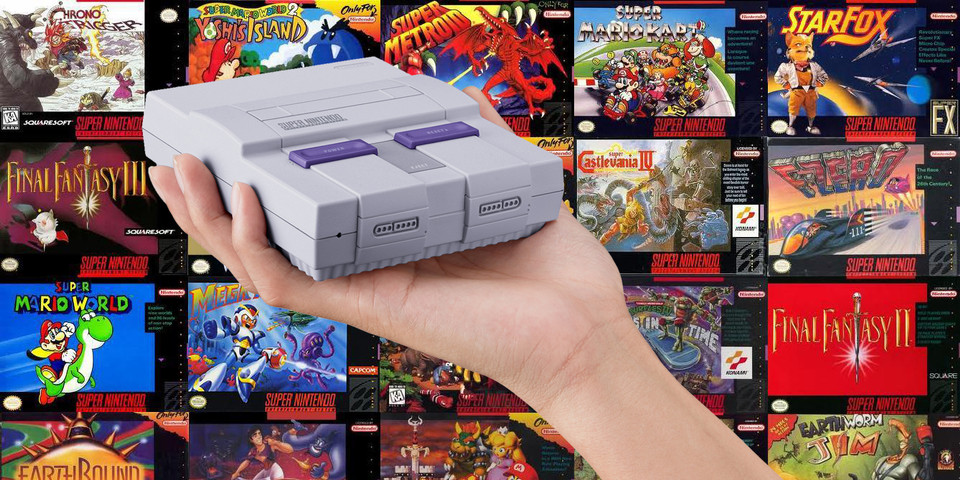 Mini SNES Classic Edition 10 Best Missing Games | HYPEBEAST