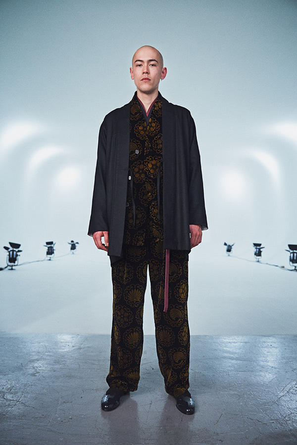 Sasquatchfabrix. Drops a Super Chic Asian-Inspired Collection for 2017 Fall/Winter