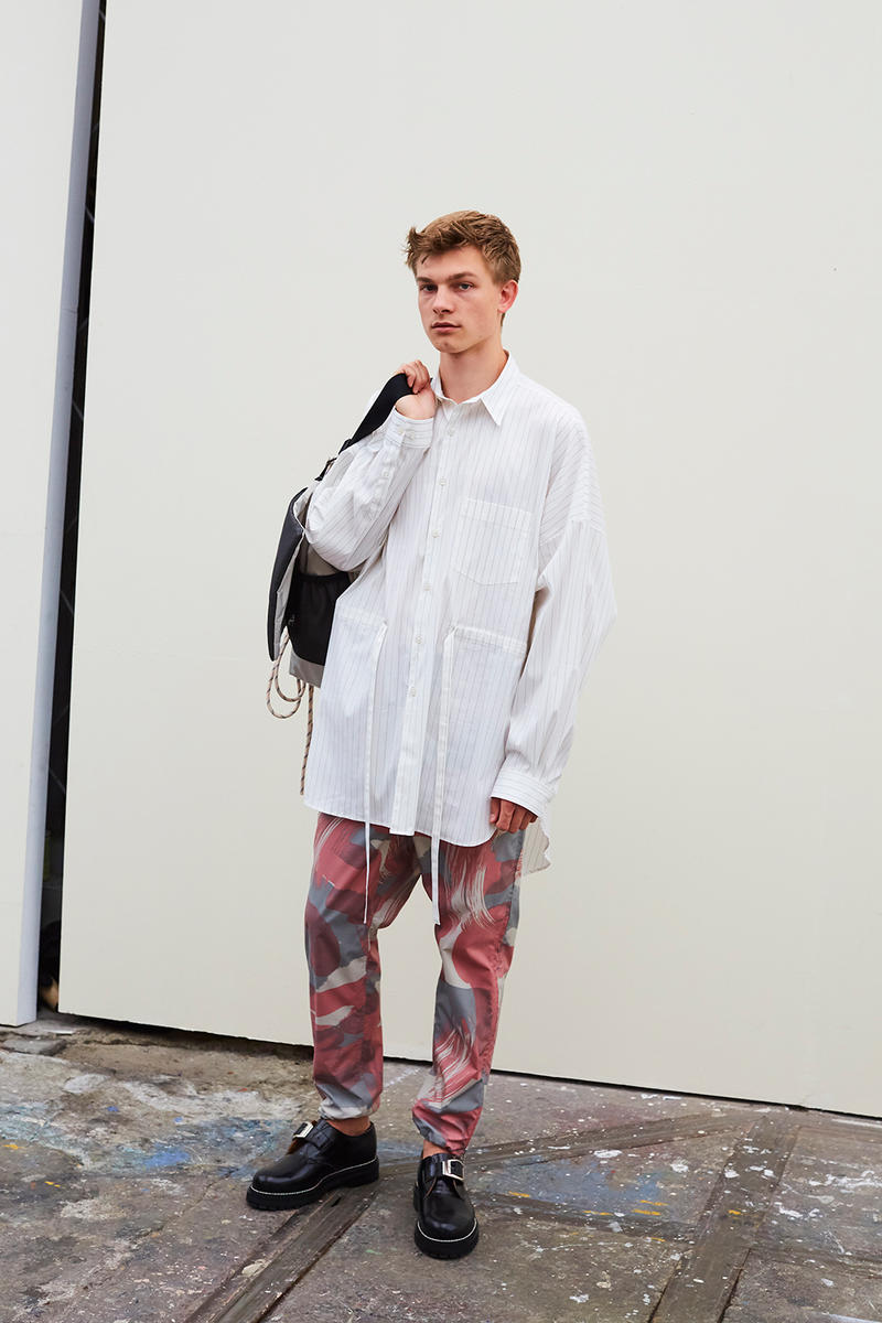 soe 2018 Spring/Summer Lookbook Collection Tokyo