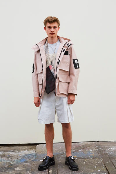 soe 2018 Spring/Summer Lookbook Collection Tokyo