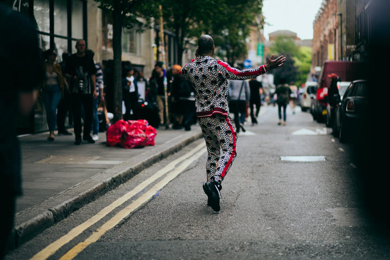 Street Style London Fashion Week Mens 2018 Day 2