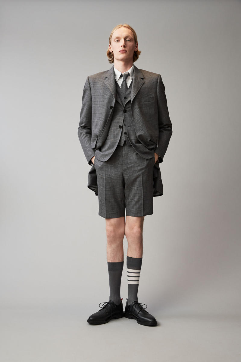 Thom Browne 2018 Pre Spring Collection Lookbook