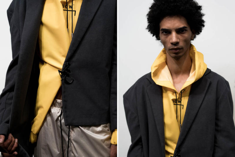 A-COLD-WALL*'s London Fashion Week Men's 2018 Spring Summer Show