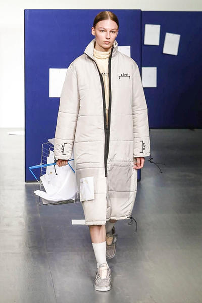 A-COLD-WALL* 2018 Spring Summer Collection London Fashion Week Men's Samuel Ross Fashion Apparel Clothing