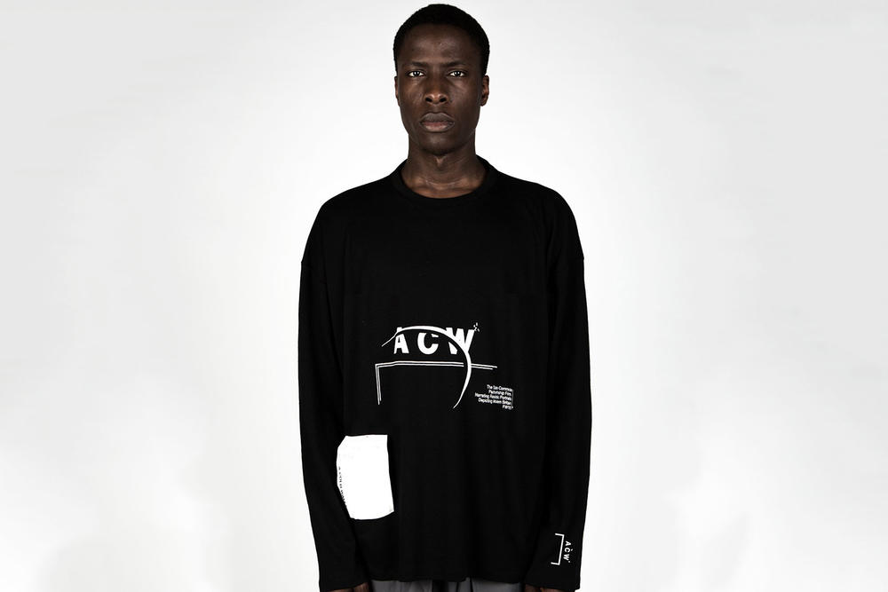 A-COLD-WALL*'s Recent Fashion Show Items