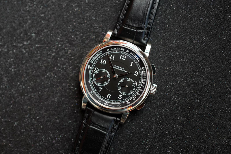 A Look at the A. Lange & Söhne 1815 Chronograph Watch