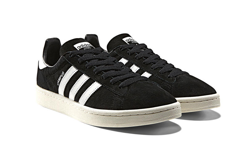 adidas Originals Campus 80s Black Grey Navy