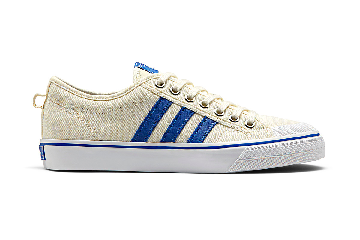 adidas Releases Nizza Hi and Lo in 1975