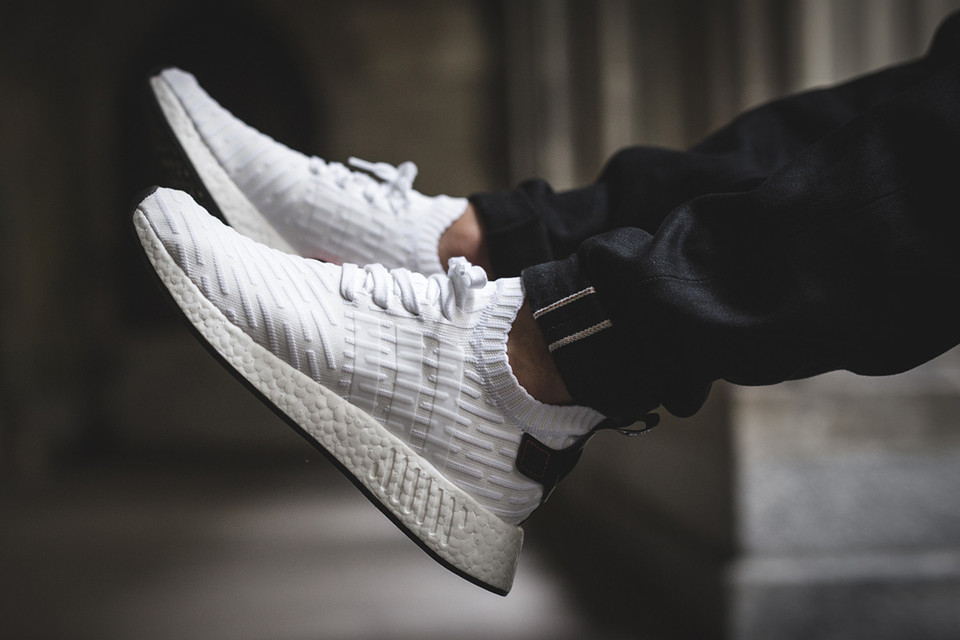 4d557e20c adidas NMD R2 Footwear White Core Black Red