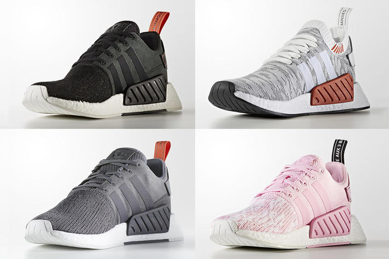 a573deb35 New adidas NMD R2 Colorways Are Debuting Next Month