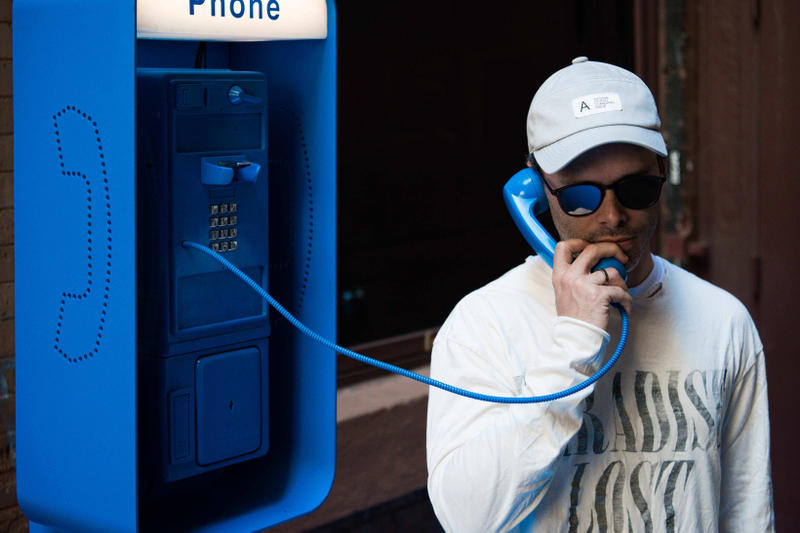 adidas originals daniel arsham kith nyc installation payphone calldaniel  artwork art future relic e8a6966016af