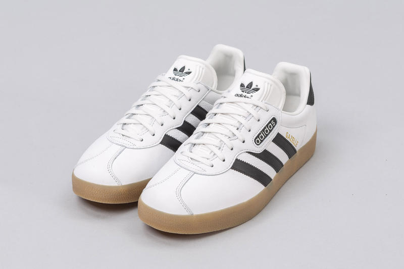 adidas Originals Gazelle Super Vintage White 30 Anniversary