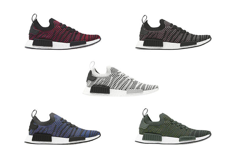d1ca86c1f adidas Originals NMD R1 STLT 2018 Sneak Peek